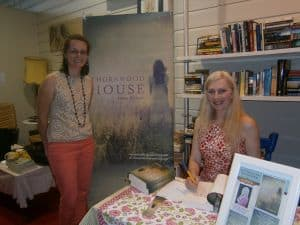 Anna Book Signing Thornwood House